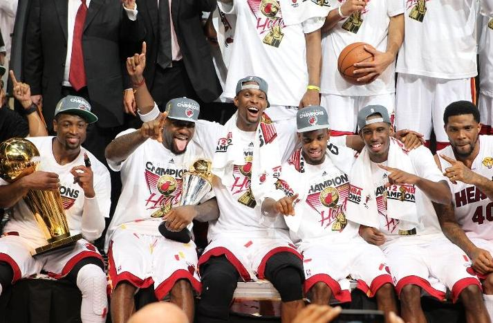 Miami Heat and LeBron James Win NBA Championship – Redemption!!