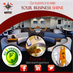 BTE Cleaning Services