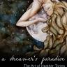 A Dreamer's Paradise flyer artwork