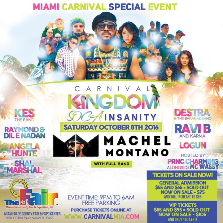 carnival kingdom mbc 2016