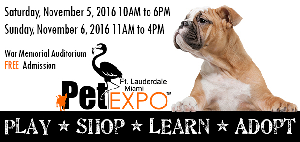 Fort Lauderdale Pet Expo