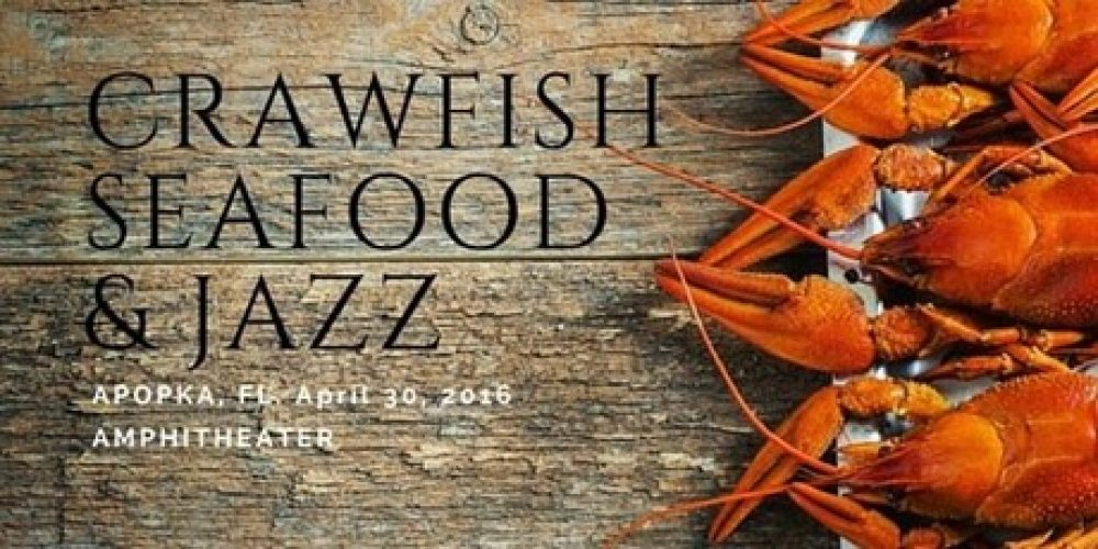 Crawfish, Seafood & Jazz Festival