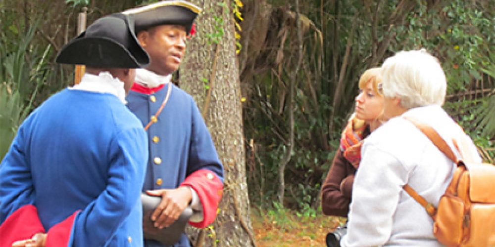 Living History Fort Mose