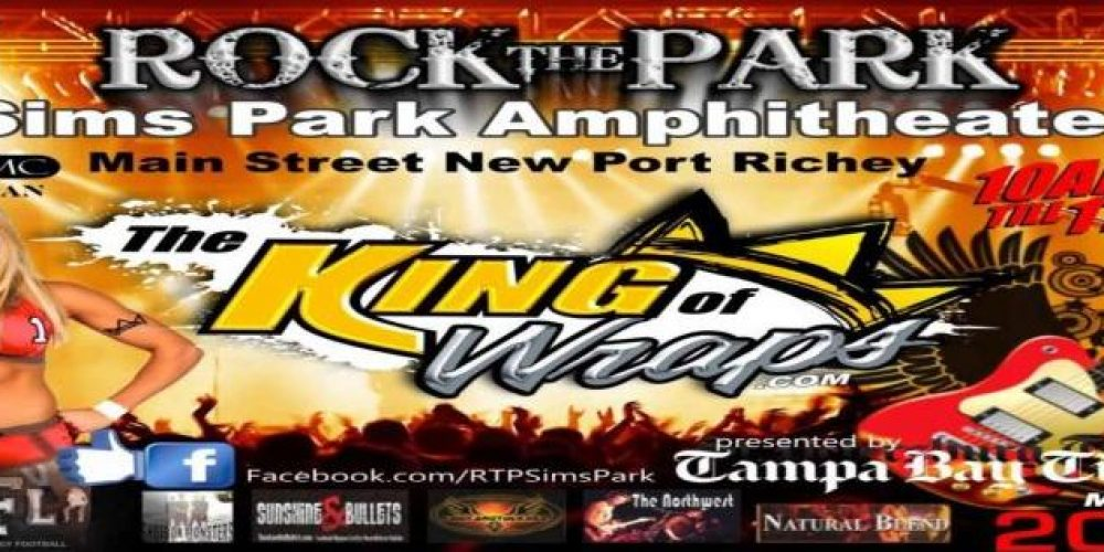 Rock the Park in New Port Richey
