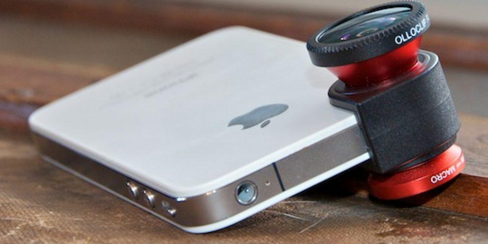 Olloclip iPhone Camera Lens