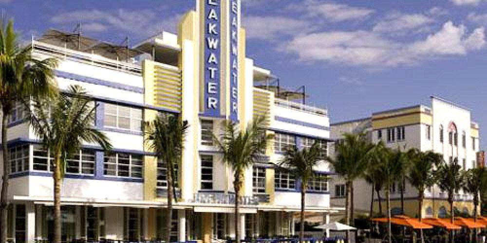 Breakwater Hotel - South Beach, FL