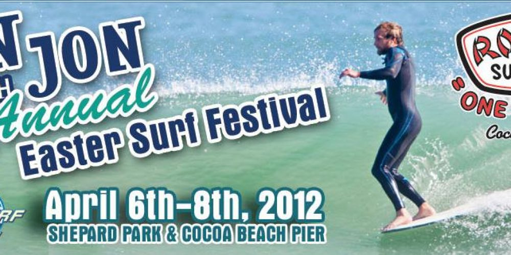 The 48th Annual Ron Jon Easter Surfing Festival