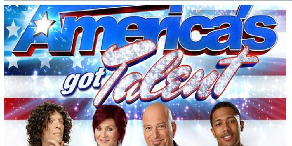 America's Got Talent taping in St Petersburg!