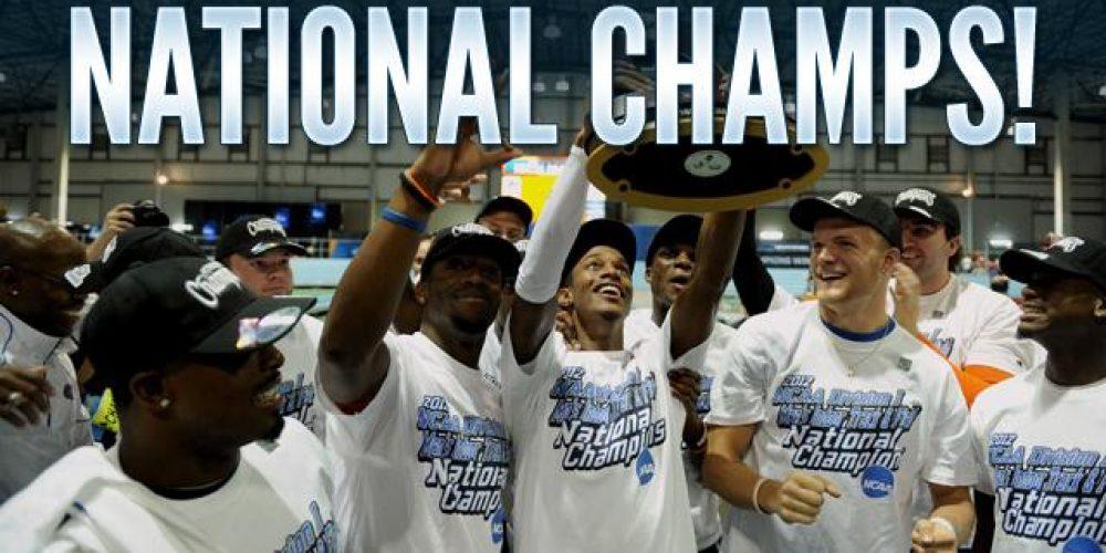 University of Florida National Champs