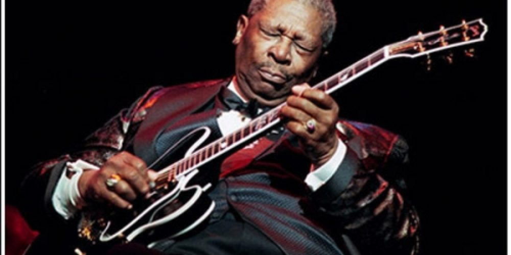 B.B. King A Blues Legend Comes To Florida On Tour