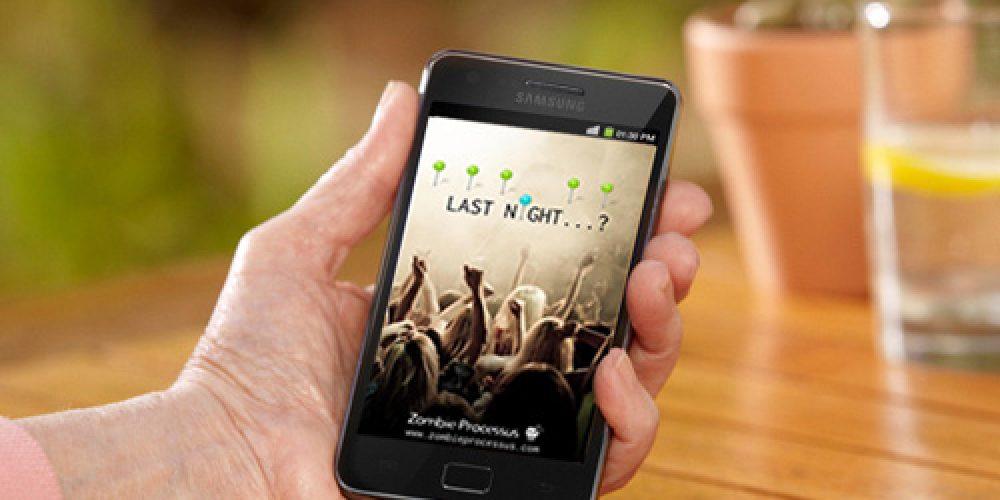 An App called Last Night…?