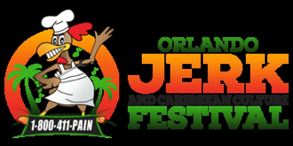 Orlando Jerk Fest Logo