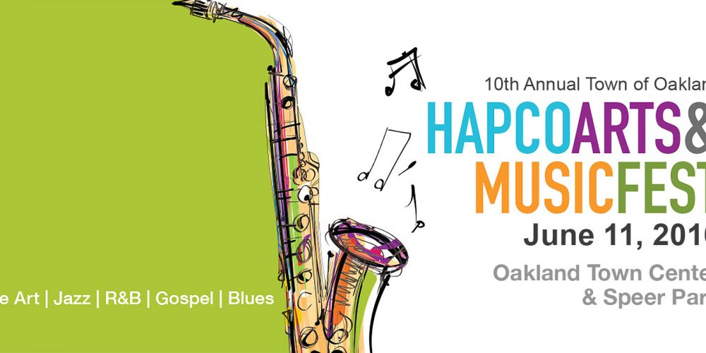 10th Annual Town of Oakland Arts & Music Festival