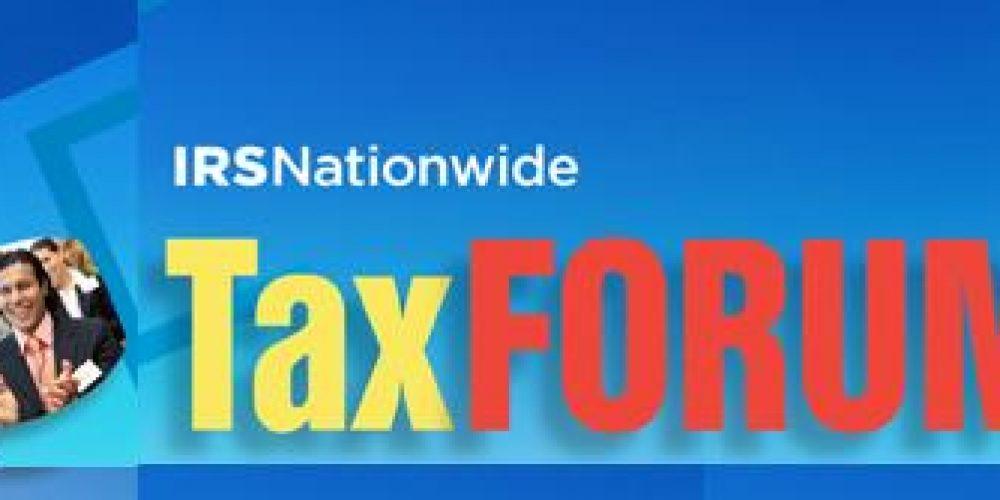 IRS Tax Forum 2012
