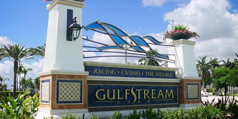 Gulfstream Park Entrance