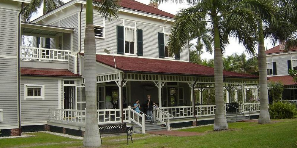 Fort Myers' Edison and Ford Winter Estates
