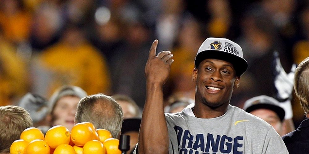 Geno Smith-Not Just Another College Quarterback!