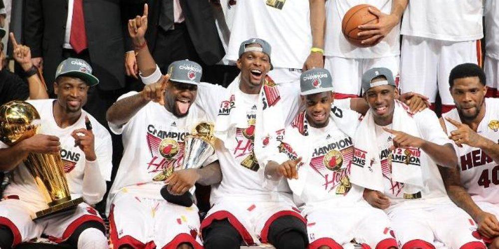 Miami Heat and LeBron James Win NBA Championship – Redemption!!