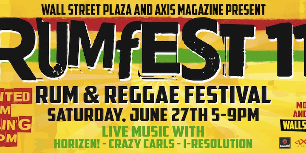 RumFest 11 at Wall St. Plaza – Wall St. Plaza