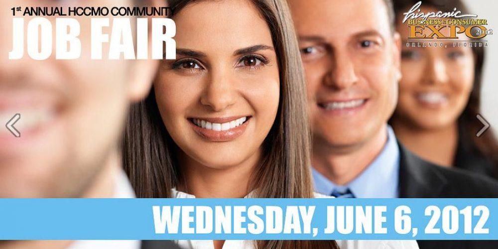 Hispanic Chamber of Commerce Job Fair